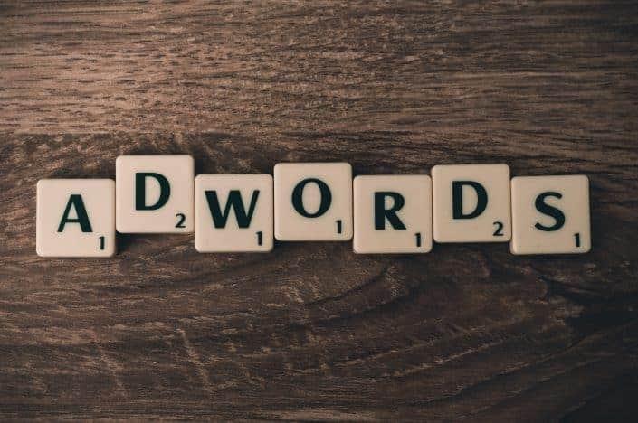 Google Adwords - Bezahlte Werbung & Textanzeigen