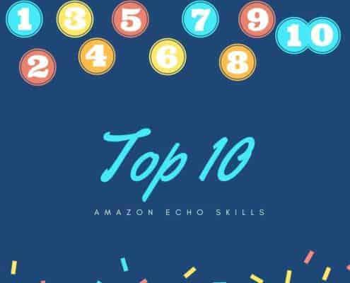 Top 10 Alexa Skills Österreich - Amazon Spracheingabe