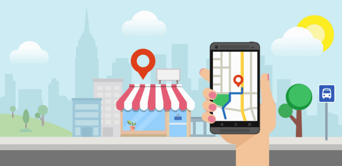 Google My Business Brancheneintrag Local SEO