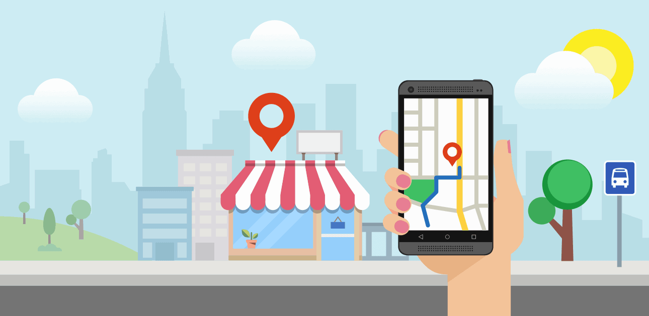 Google My Business Brancheneintrag Local SEO