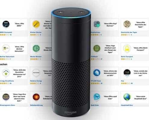 Amazon Alexa Skills entwickeln