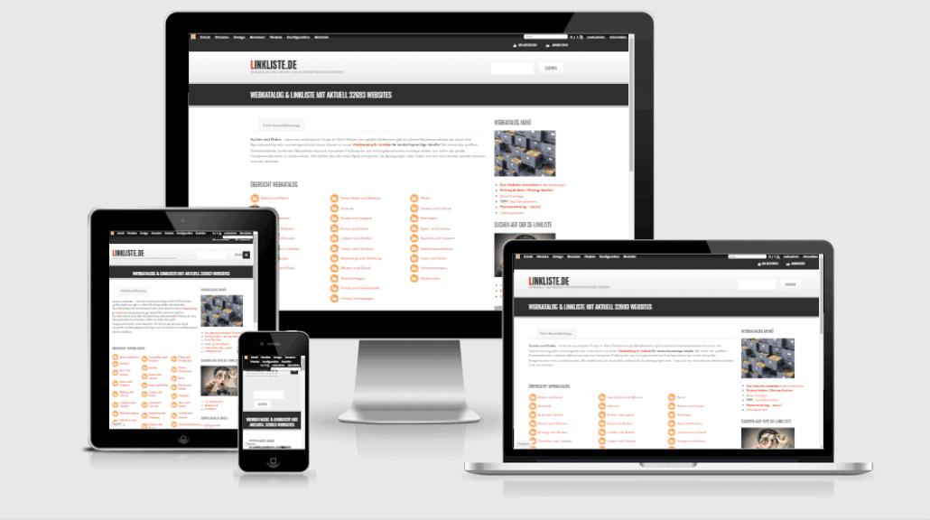 Webkatalog www.de-lnkliste.de