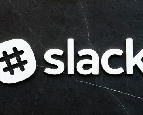 Interne Kommunikation mit Slack (Firmen Messenger)