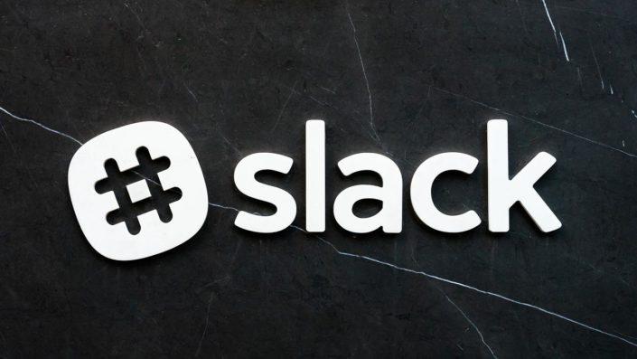 slack - Interne Kommunikation