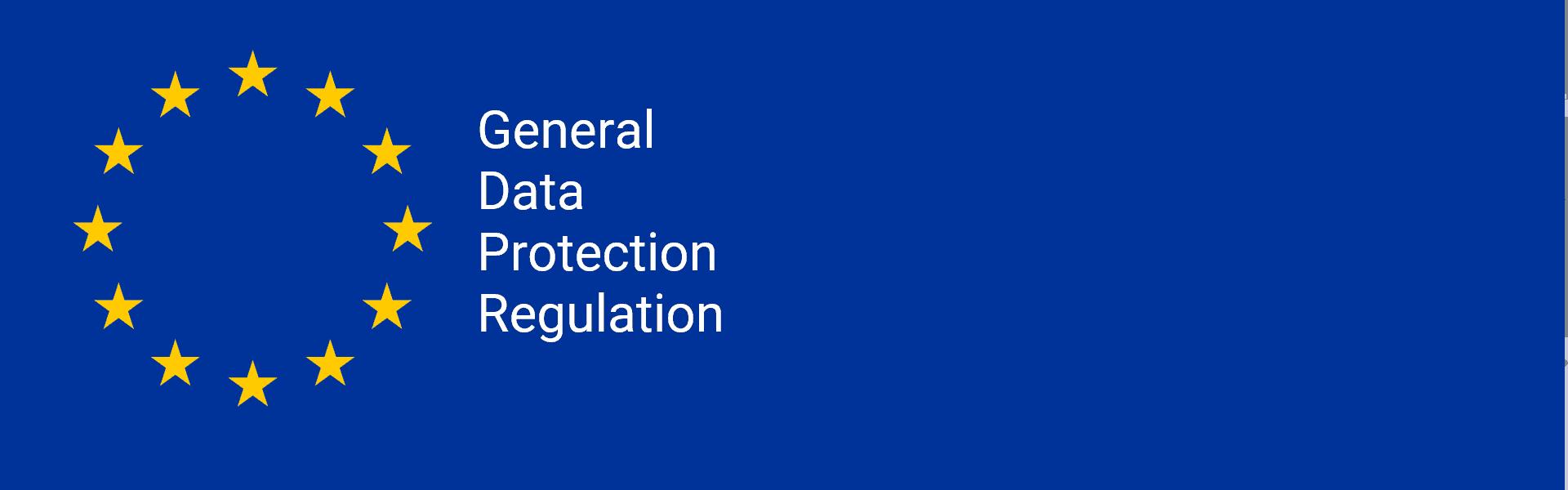 DSGVO & GDPR Europa- Datenschutzgrundverordnung