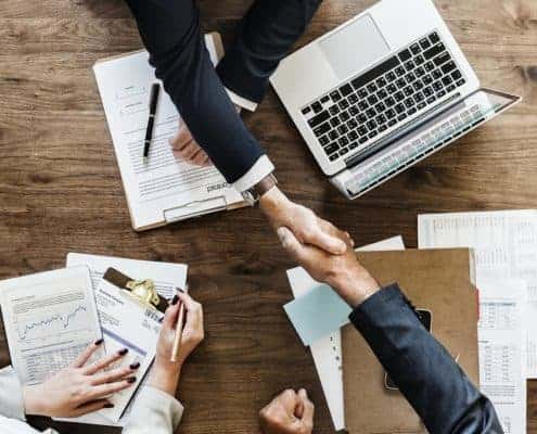 DSGVO - Auftragsdatenverarbeitung Vertrag