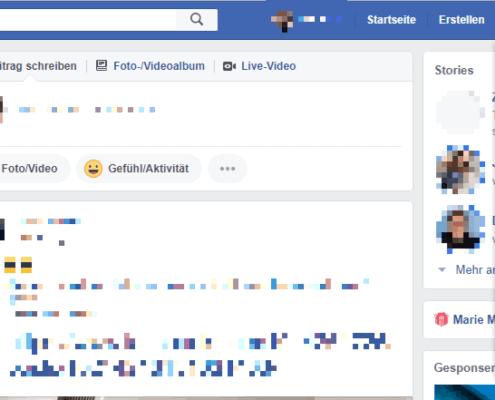 Facebook Werbeeinstellungen