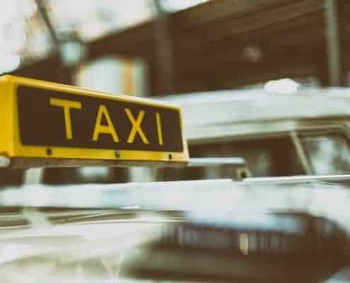 Taxidienst Lyft im Vormarsch