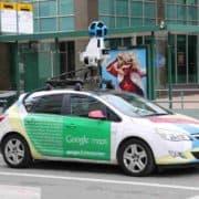 Städte in Google Street View ansehen