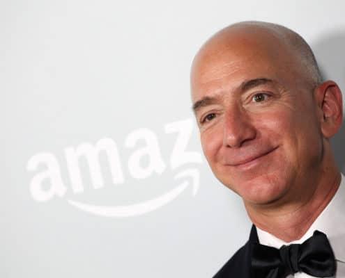 Jeff Bezos Amazon - Reichster Mann