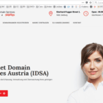 idsa.at - Betrugs-Falle Domain kaufen