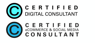 CDC und certified ecommerce u social media consultant