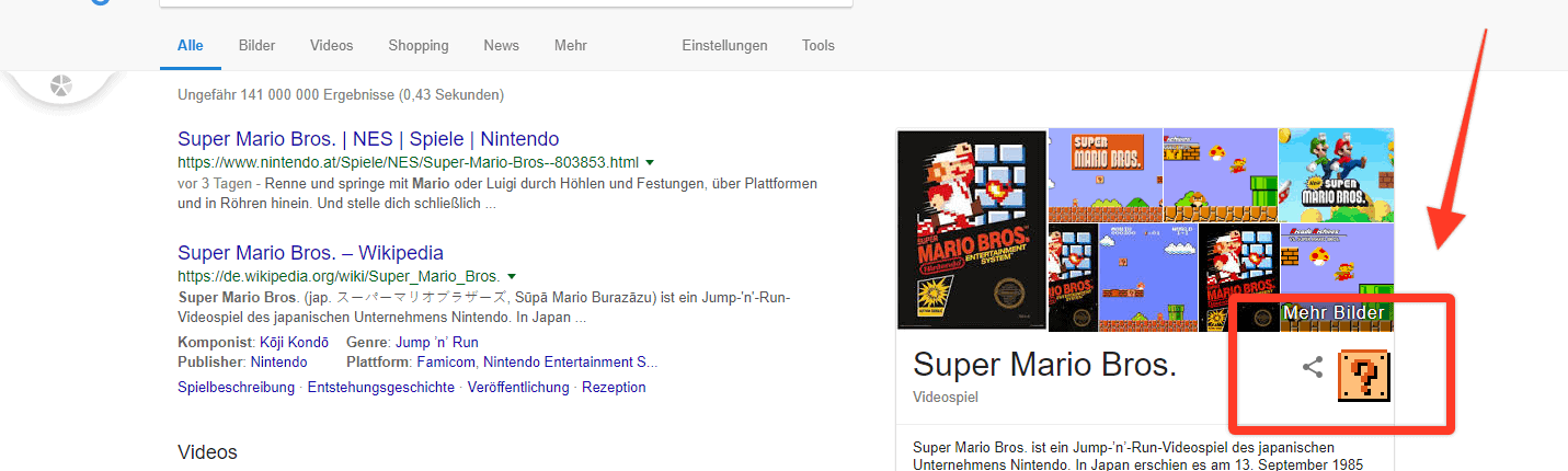 Google Spiele Super Mario