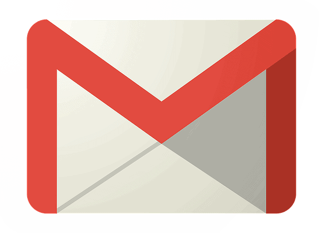 gmail logo - by Google