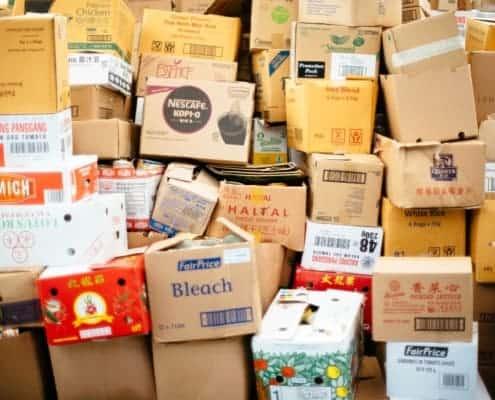 Neues Verpackungsgesetz tritt in Kraft