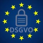 DSGVO Logo - Google muss 50 Mio. Euro Strafe zahlen