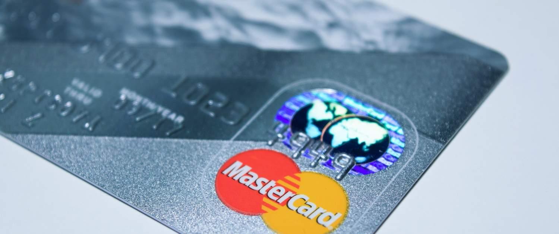 Rekordstrafe für Mastercard - Kreditkarte
