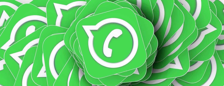 Weiterleiten Funktion bei WhatsApp eingeschränkt