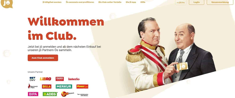 jö club - Neuer Kundenclub in Österreich - REWE